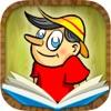 Pinocchio classica storia - libro interattivo