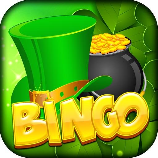 Lucky Leprechaun in Wonderland Bingo Game Pro iOS App