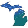 Brendan Kirchner - Michigan Offroad Trail Map  artwork