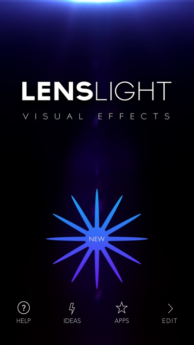 LensLight Visual Effects Screenshots