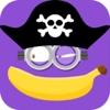 Banana Rush - Use Stick to Bridge Pirate Paradise