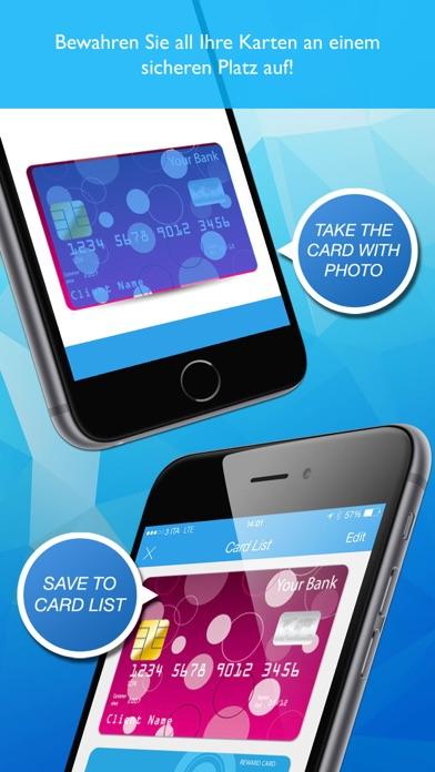 Secure Card Screenshot