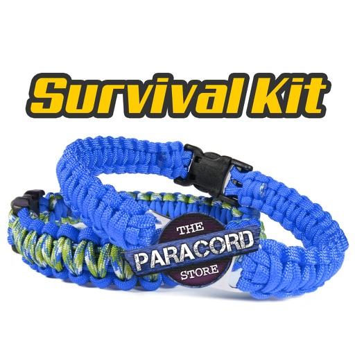 Paracord Tutorials Guide - Survival Bracelet iOS App