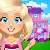 Princess Play House - Family Story & Kids Games