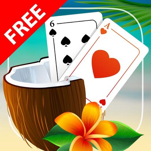 Solitaire Beach Season Free iOS App