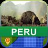 Desconectado Peru Mapa - World Offline Maps