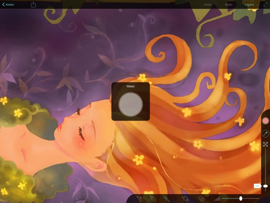 Atelier: Draw, Sketch, Paint Screenshot