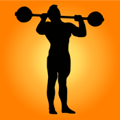 PumpNlog - Workout Log & Journal For Bodybuilding, Gym, Weightlifting, Strength & Motivation icon