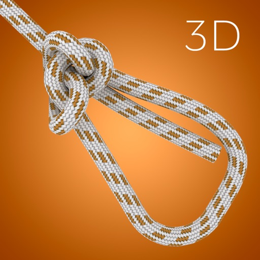 学会打结:How to Tie Knots 3D