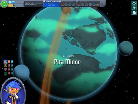 Space Food Truck Screenshot