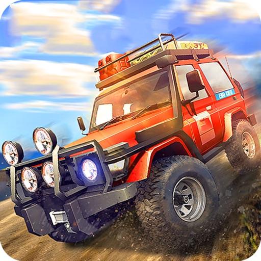 Off-Road Up-Hill Climb Jeep Simulator : 3D Drive iOS App