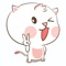 download Pretty Cat Stickers