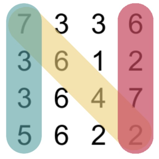 Search & Find Numbers Game iOS App