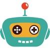 Робот Наклейки - Звуковой Сигнал Boop