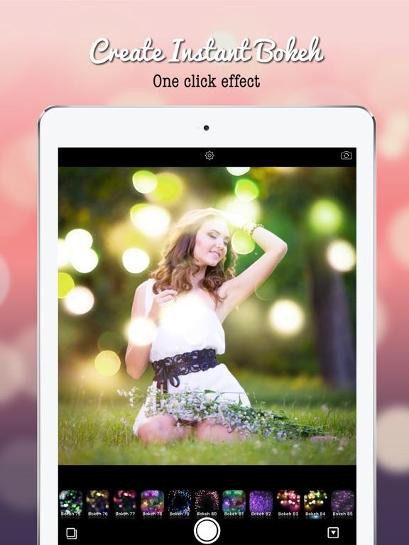 Blur Bokeh Screenshots