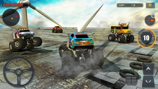 Monster Truck Derby 2016 Screenshot