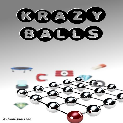 KrazyBalls iOS App