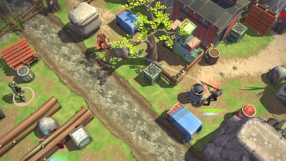 Space Marshals 2 iOS Screenshots