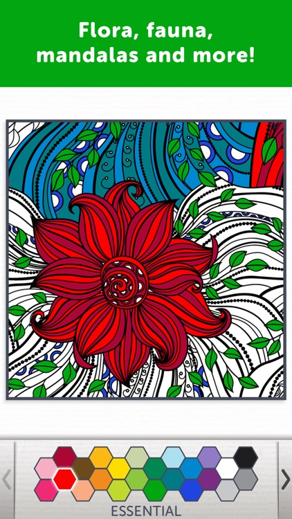 adult coloring book coloring book for adults by adult coloring book apps llc - Coloring Book App For Adults