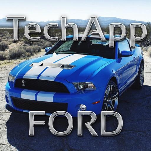 TechApp для Ford