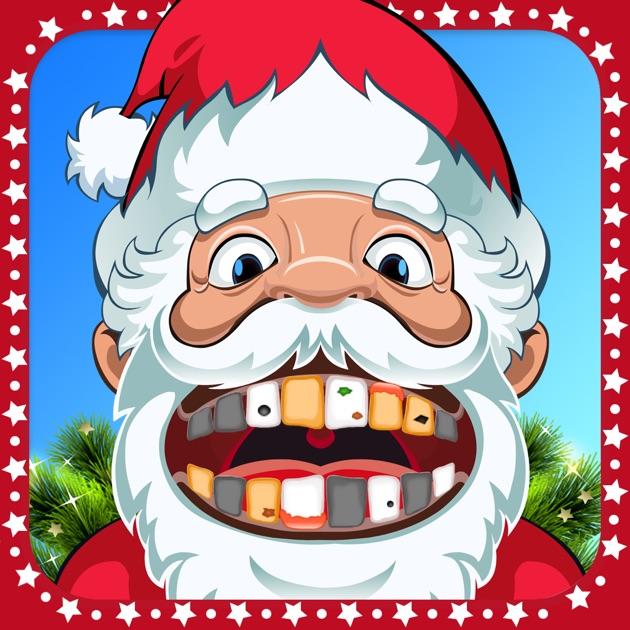 Christmas Dentist Doctor Kid Games (Girls & Boys) on the App Store
