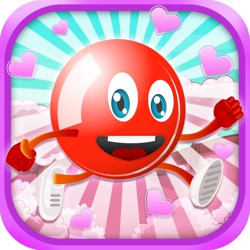 Hearty Valentine Ball - Romantic Bubble Pop Fever Free iOS App