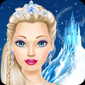 Ice Queen Salon   Girls Makeup and Dressup Game Hack Gold (Android/iOS) proof