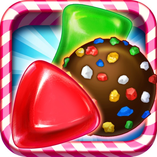 Amazing Candy Matching iOS App