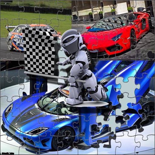 車ゲームアプリ無料 子供のパズル いい V1