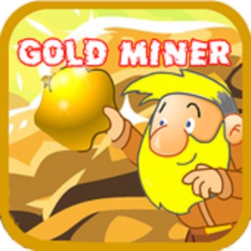 Gold Rush: The Legend Gold Miner 2017 iOS App