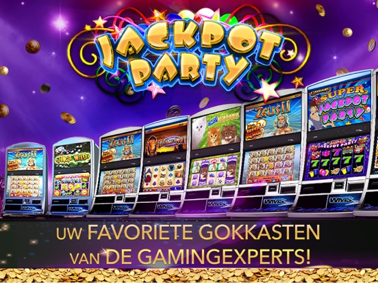 jackpot party casino app wont load