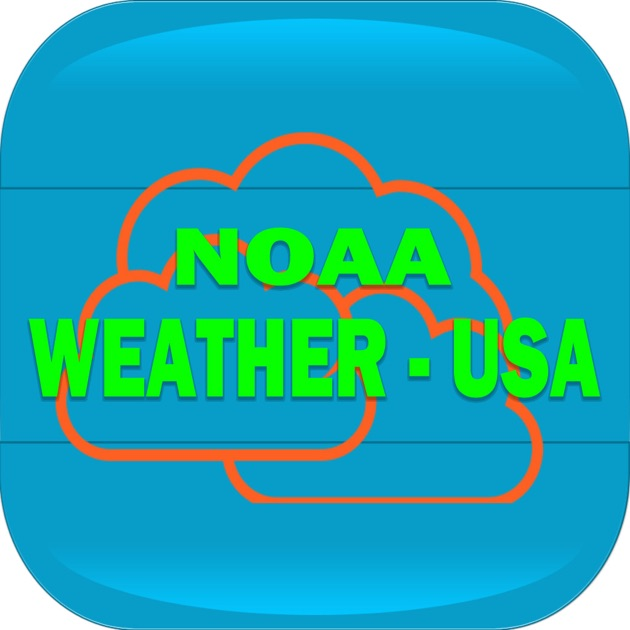 usa weather data from noaa on the app store. Black Bedroom Furniture Sets. Home Design Ideas