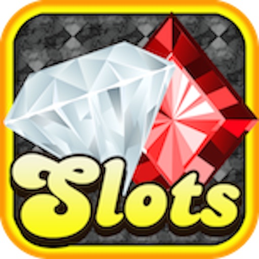 Slots Hit it Big Jewel & Gems Jackpot Machine Game iOS App