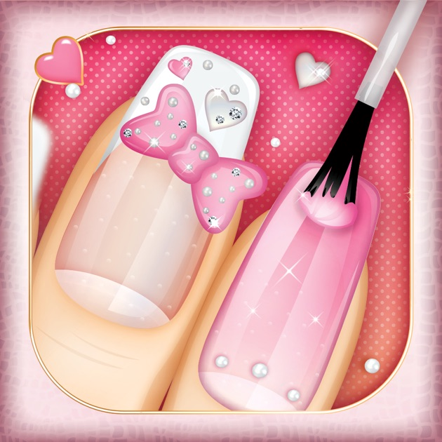 Nail salon game beauty makeover nails art spa games for girls nail salon game beauty makeover nails art spa games for girls on the app store prinsesfo Image collections