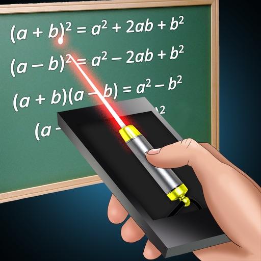 Laser Pointer Master Simulator iOS App