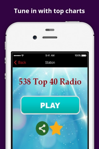 Pop Music - Top Songs and Popular Music Radio screenshot 1