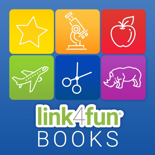 Link4Fun Animal Books iOS App