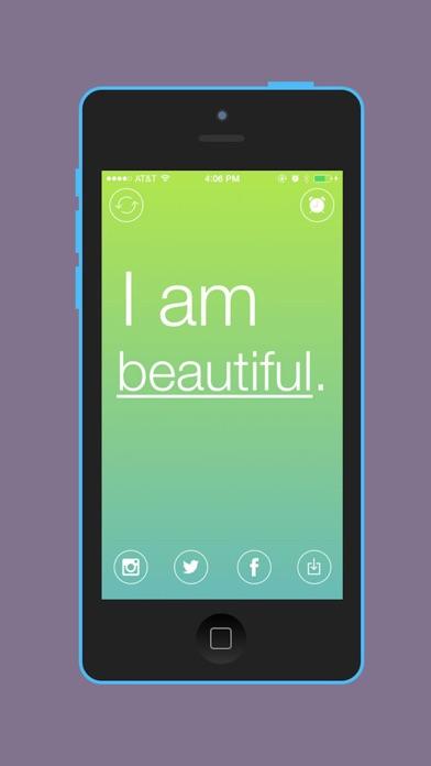 I am - Affirmation Reminders Screenshots