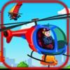 Роджерс ездить - вертолет путешествие через горы