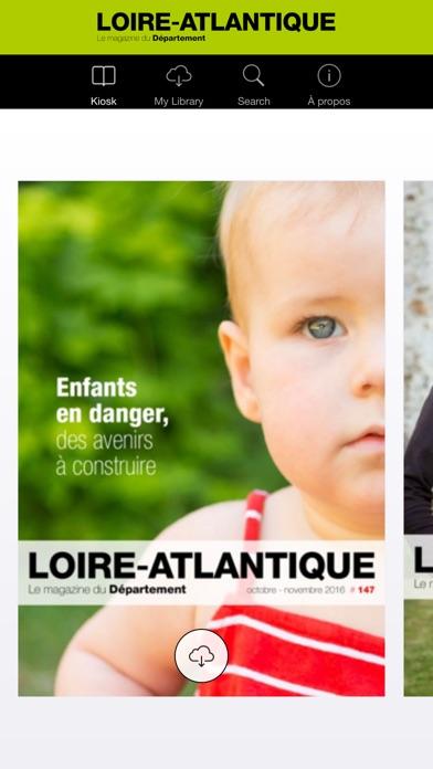 Loire-Atlantique MagazineCapture d'écran de 1
