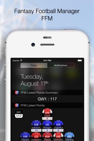 Fantasy Football Manager FPL screenshot 1