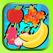 모양 과일 조각 영어 낱말 단어 찾기 퍼즐 영어 공부 게임 유치원