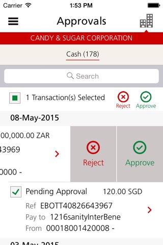 DBS IDEAL Mobile screenshot 4