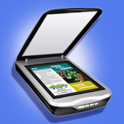 Fast Scanner - PDF scanner to scan document, receipt, print, email and upload to cloud storage icon