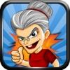 A Crazy Grandma Run - Xtreme Injustice