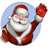 Santa Claus @ -