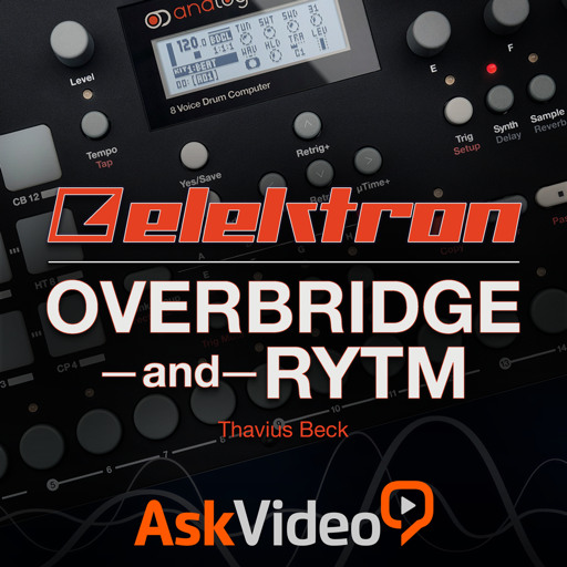 Course For Elektron Overbridge & RYTM