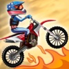 Top Bike -- awesome stunt bike racing game