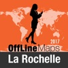 拉罗歇尔 離線地圖和旅行指南
