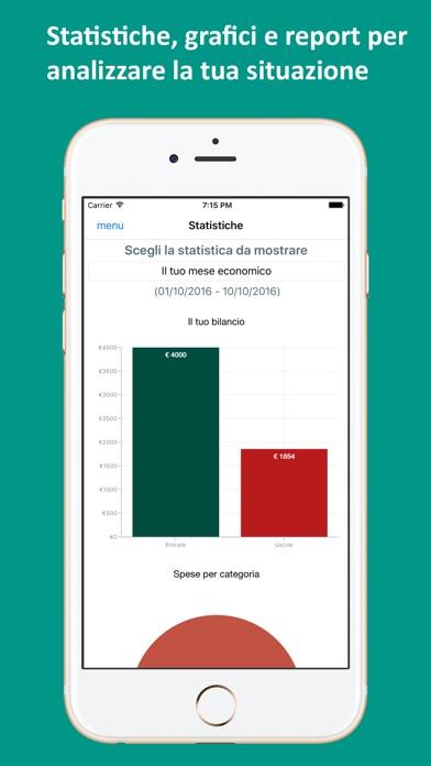 Bilancio familiare facile on the app store - Voci bilancio familiare ...